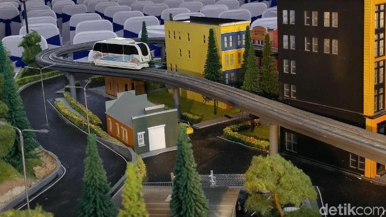 Tarif LRT Mencekik, Pemkot Batalkan Lelang Proyek LRT Rp 3,2 T