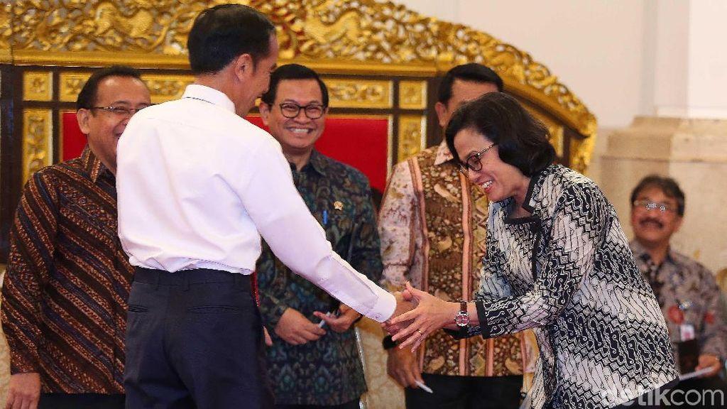 Jangan Kendor! Ini Segudang PR Sri Mulyani dari Jokowi