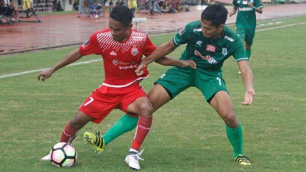 Persija menjalani leg kedua semifinal Piala Presiden dua hari sebelum tampil di Piala AFC 2018.