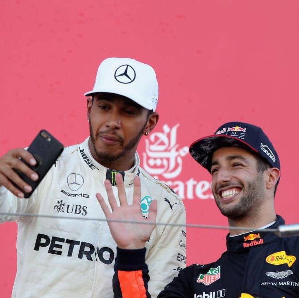 Ricciardo: Mercedes Akan Sulit Dikalahkan di GP Kanada