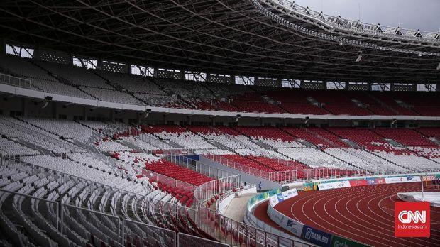 Sejumlah venue telah melalui proses renovasi untuk menghadapi Asian Games.