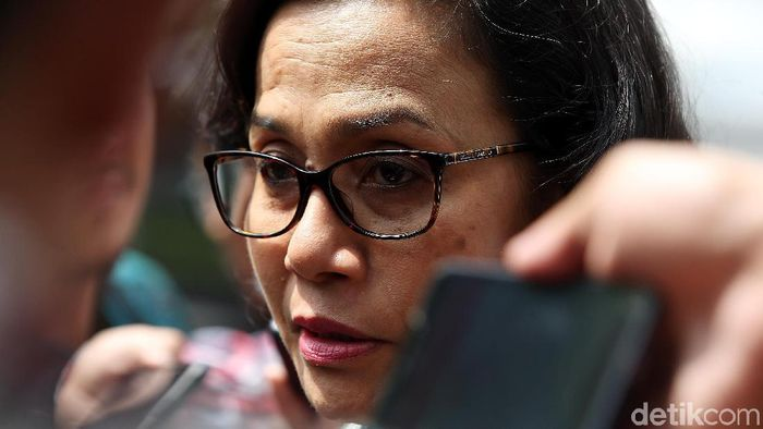 Menteri Keuangan Sri Mulyani Indrawati/Foto: Rengga Sancaya