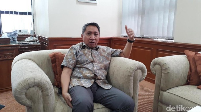 Direktur Jenderal Industri Logam Mesin dan Alat Transportasi Harjanto