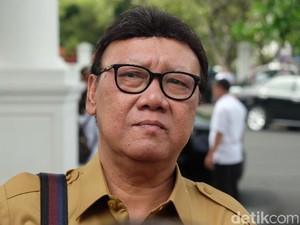 Marianus Sae Tersangka KPK, Mendagri: Kepala Daerah Jauhi Korupsi