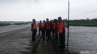 Banjir Rendam Jalur Brebes-Tegal, Perjalanan Kereta Api Dialihkan