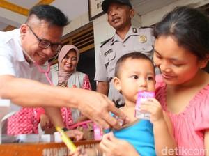 Korban Banjir di Brebes Mulai Terserang Penyakit