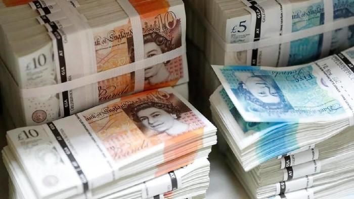 Mata uang poundsterling / pounds