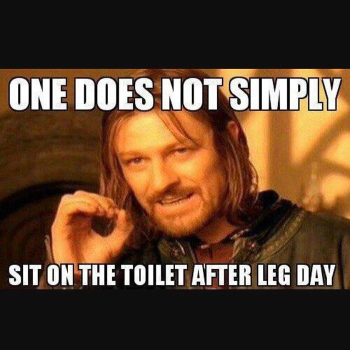 Never skip a leg day kamu pasti sering mendengar kalimat tersebut. Foto: Instagram