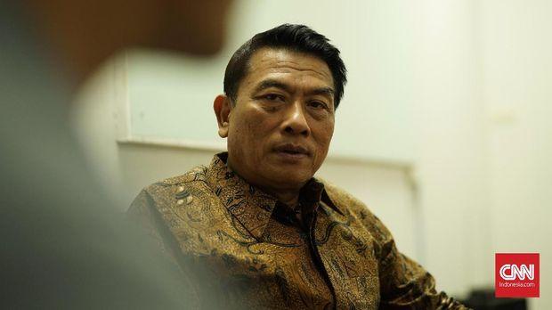 BNPT Dukung Koopsusgab TNI Terlibat Tangani Terorisme