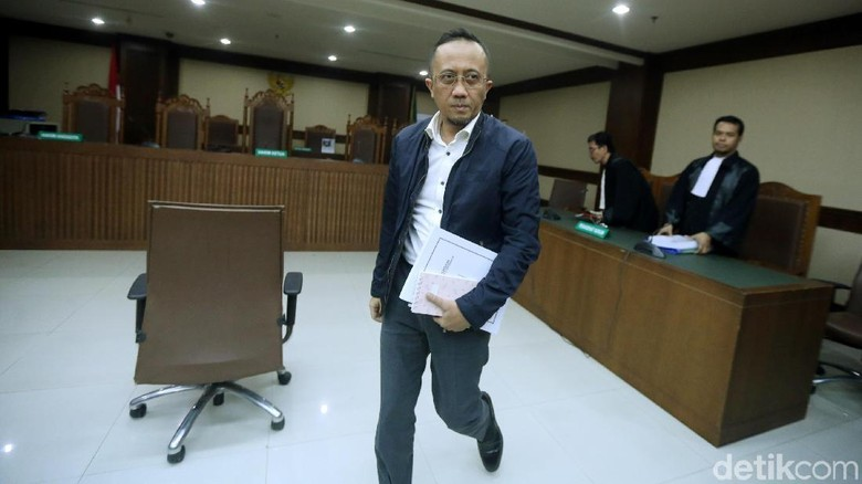 Kasus Suap Moge, Eks GM Jasa Marga Purbaleunyi Divonis 1,5 Tahun Bui