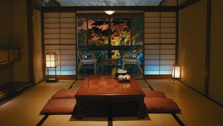 Hotel tradisional dengan teknologi canggih (Nissan)