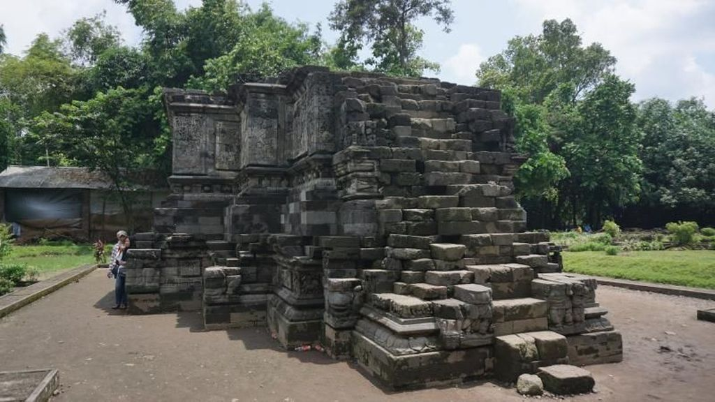 Reruntuhan Candi Surowono, Jejak Kerajaan Majapahit di Kediri