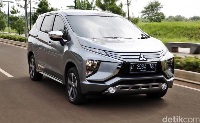 Test driver Mitsubishi Expander siang Malam