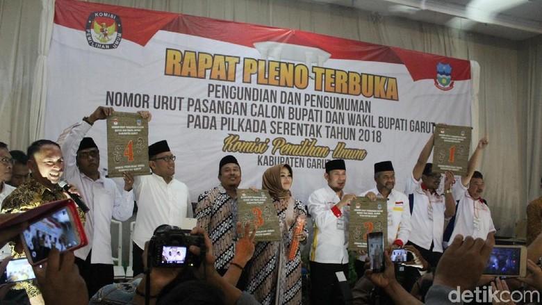 Debat Terakhir Pilbup Garut Digelar di Jakarta