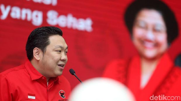 PDIP: Ahok Jantan Tak Ambil Hak Bebas Bersyarat