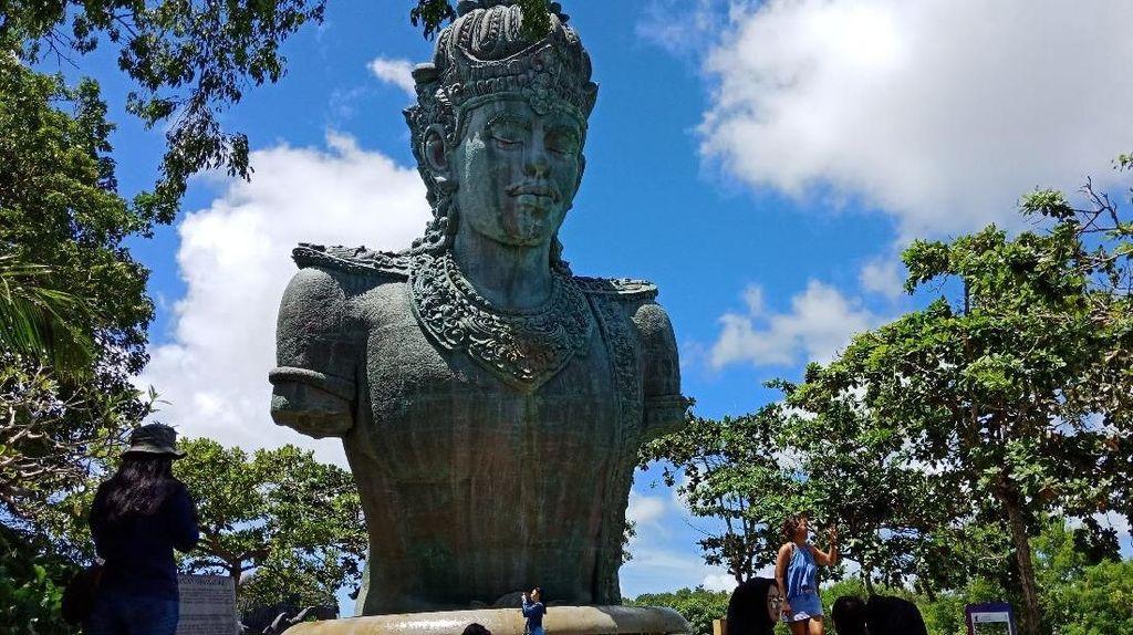 Melihat Ikon Bali Saingannya Patung Liberty