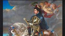 Lukisan Michael Jackson Dipajang di Paris, Tertarik Lihat?