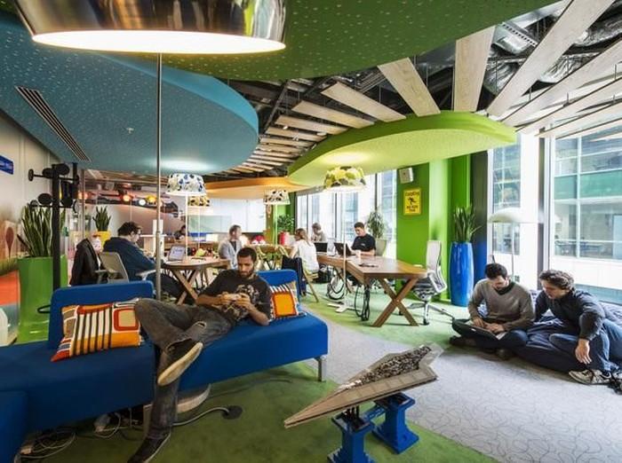 Kantor Google Dublin