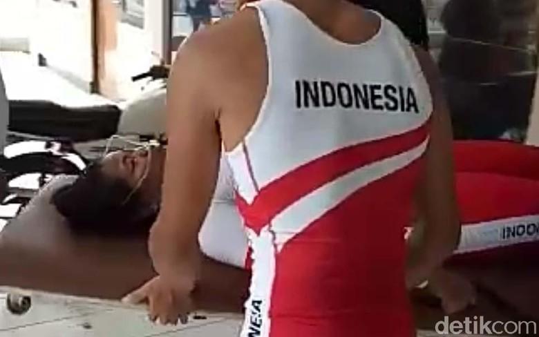 Tersetrum Saat Latihan, Atlet Pelatnas Dayung Jalani Perawatan