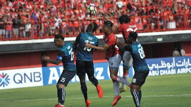 Bali United dalam kondisi kelelahan usai melakoni pertandingan Piala AFC.