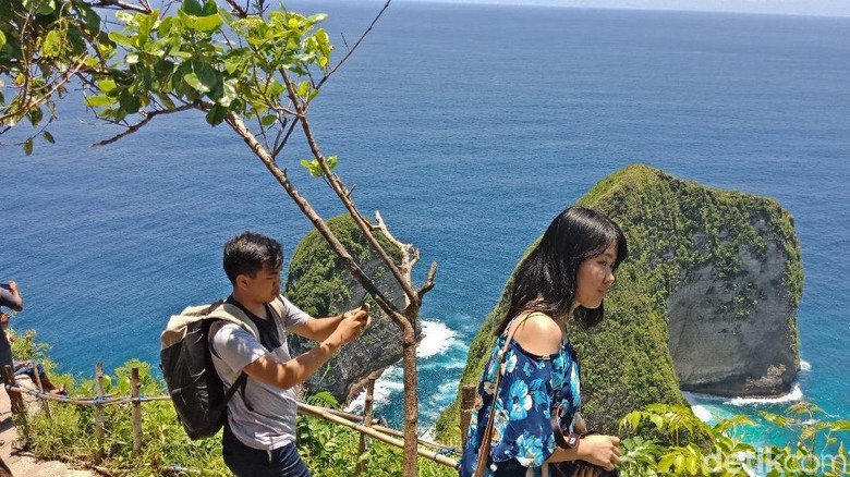 Pantai Kelingking, Nusa Penida, Klungkung, Bali