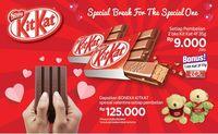 Valentine Belum Beli Cokelat? Langsung ke Transmart Carrefour