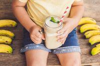 Si Kecil Tak Mau Minum Susu? Tak Usah Panik, Berikan Saja 5 Racikan Minuman Enak Ini