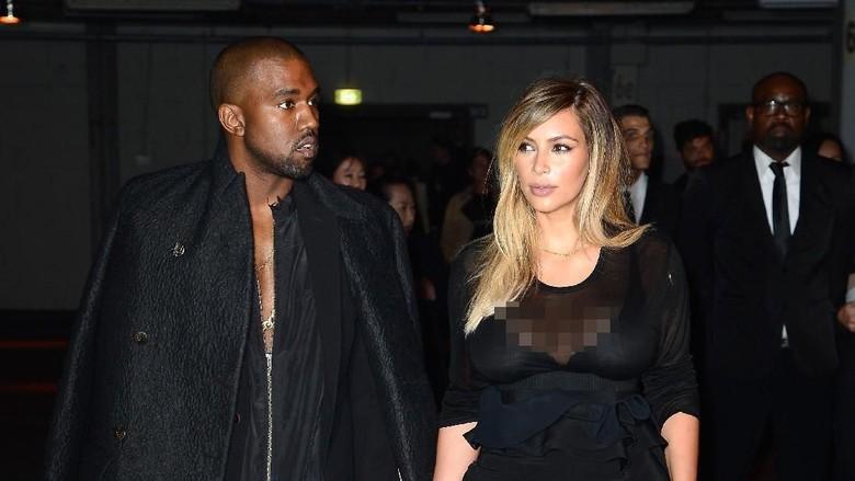Kanye West Kembali ke Instagram Tepat di Hari Valentine
