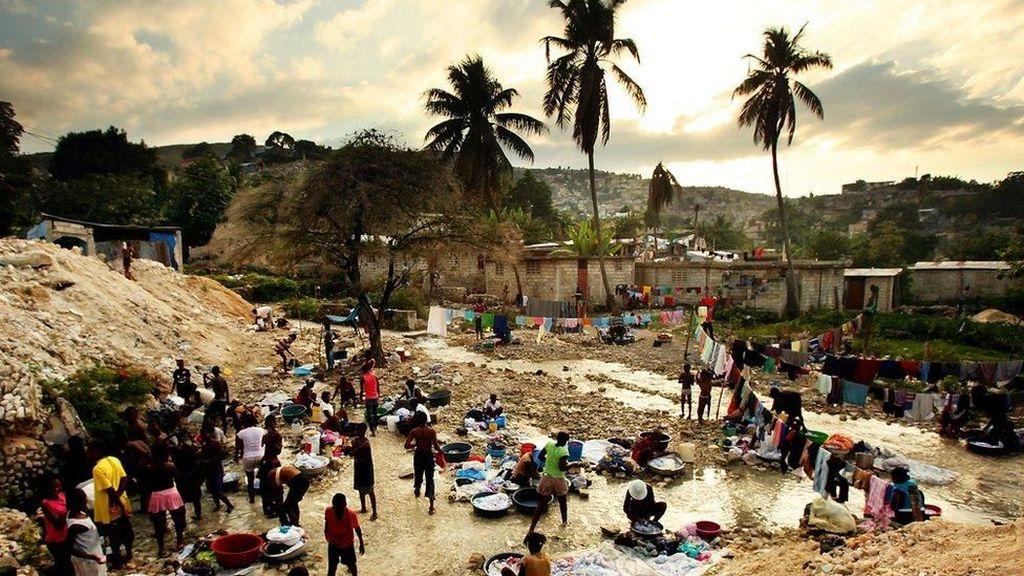 Skandal Seks dan Sewa Pelacur di Haiti, Oxfam Jadi Bulan-bulanan