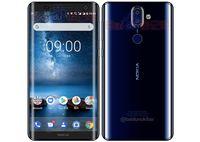 Penampakan Nokia 9 di Peluncuran Nokia 8 di Indonesia