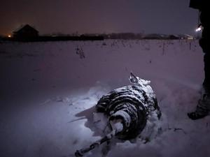 Penyebab Jatuhnya Pesawat Rusia yang Tewaskan 71 Orang Masih Diselidiki