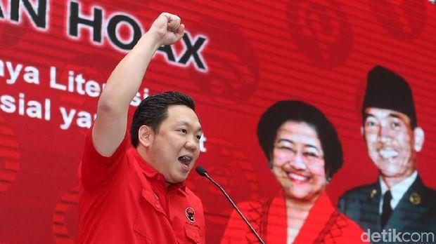 PDIP: Pelukan Jokowi-Prabowo Bukti Persatuan Indonesia