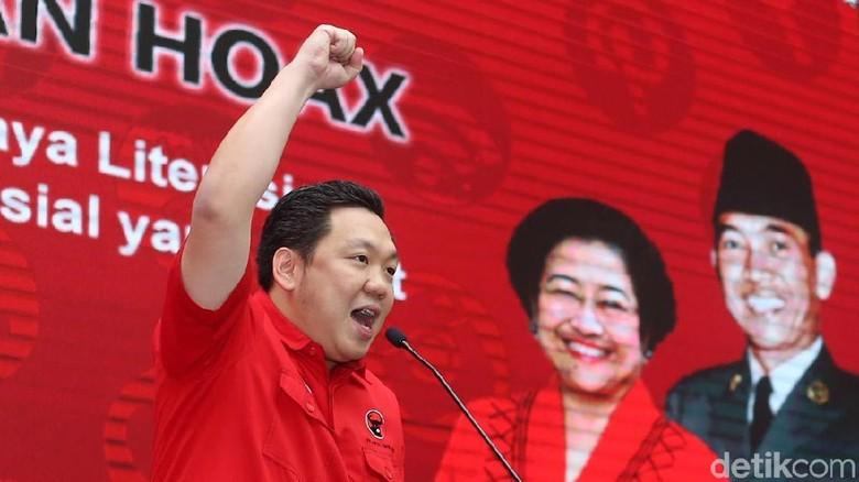 Unggul di Survei Kompas, PDIP: Buah Kerja Partai dan Jokowi