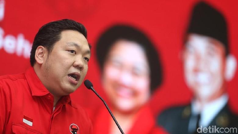 PDIP Sentil Elite PD Ferdinand: Mungkin Kecewa Nggak Jadi Komisaris