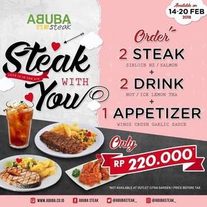 5 Restoran Ini Beri Diskon Valentine, Ajak si Dia Makan Enak di Sini