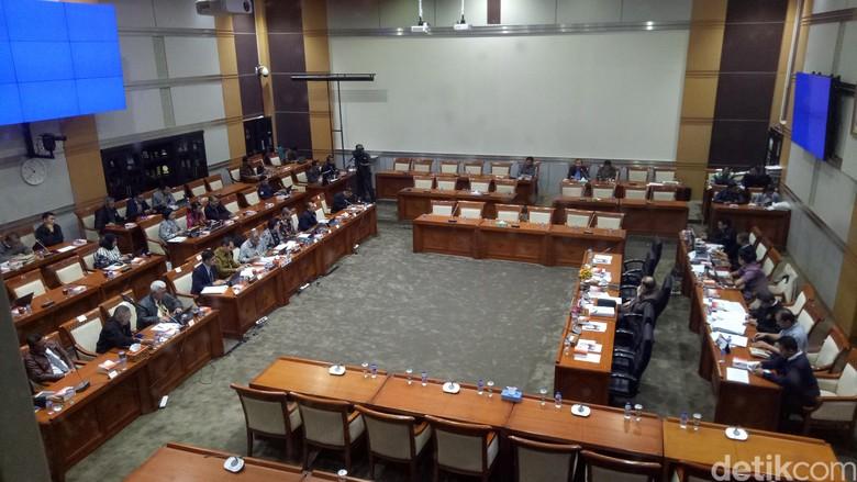 Komisi III DPR Cecar KPK soal Indeks Persepsi Korupsi