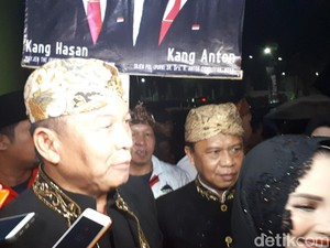 Bernomor Urut 2, TB Hasanuddin: Keseimbangan dan Kemenangan