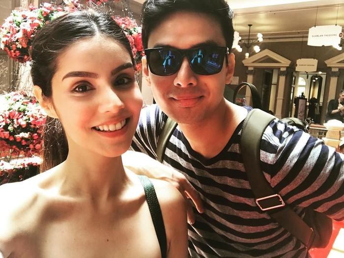 Sosok Kat Ramnani menjadi sorotan publik lantaran dilamar oleh penyanyi asal Filipina, Christian Bautista pada Oktober tahun lalu. Foto: Instagram @katramnani
