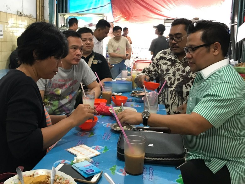 Jelang Imlek, Cak Imin Ajak Gubernur Anies Benahi Petak Sembilan
