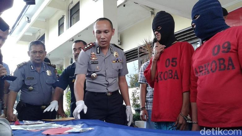 Polisi Ciduk Pengedar Penggugur Kandungan di Kalangan Pemandu Karaoke