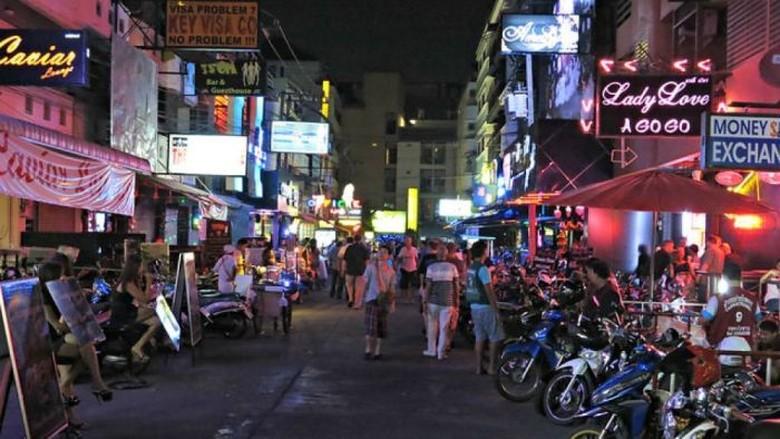 Pria Australia Tewas di Bar Thailand Akibat Perkelahian