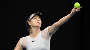 Qatar Terbuka Dimulai, Sharapova Langsung Tersisih