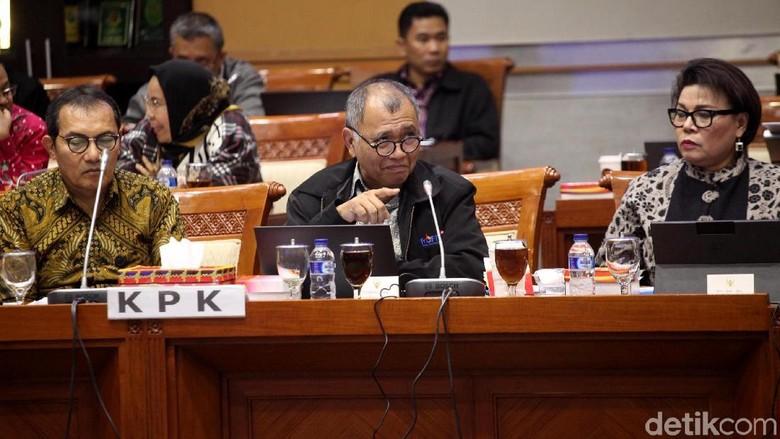 Sudah Terima Rekomendasi Pansus DPR, KPK Segera Tentukan Sikap