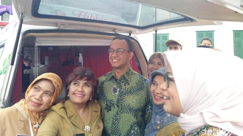 Kanker di DKI Tinggi, Anies Minta Warga Rajin Check-Up ke Puskesmas