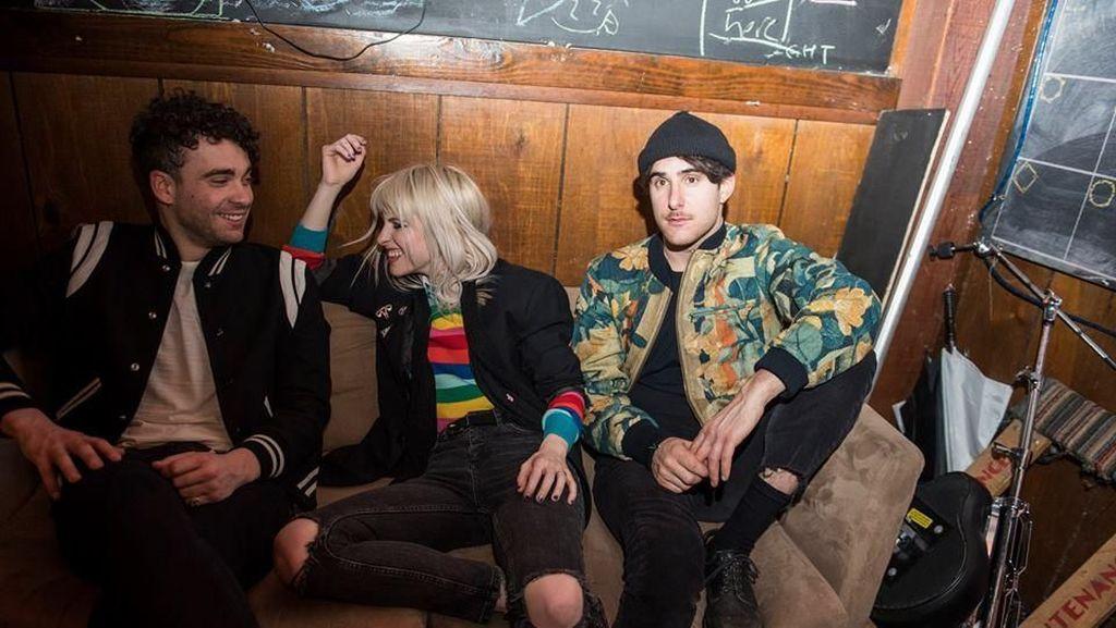 Jelang Konser, Promotor Pantau Kesehatan Personel Paramore