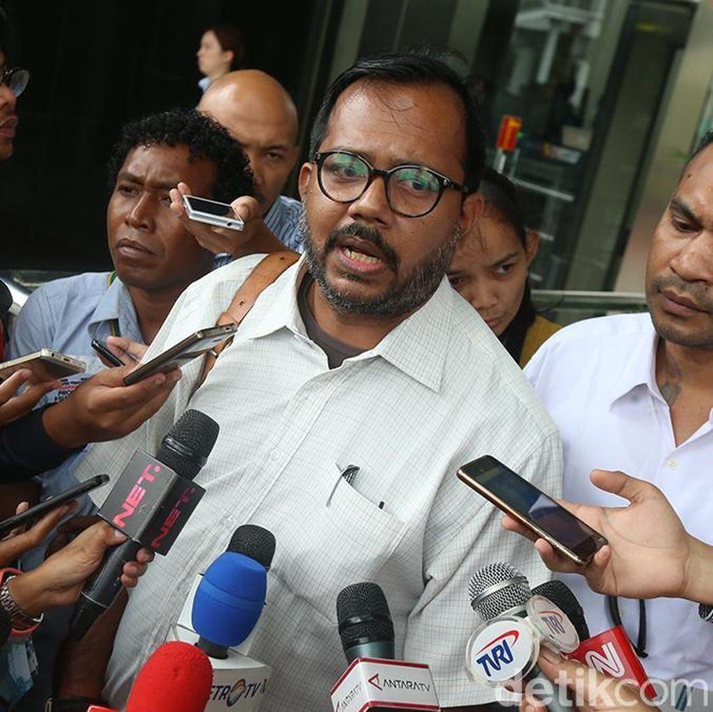 Haris Azhar Mundur Jadi Saksi Prabowo, BPN: Kami Menghargai