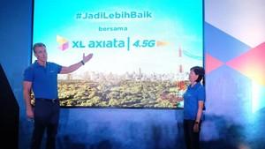 Geber 4G di Luar Jawa, XL Siapkan Modal Rp 7 Triliun