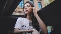 Wajah cantiknya disebut-sebut paling sempurna diantara wanita Asia seperti Park Shin Hye hingga Song Ji Hyo. (Dok. Instagram/dear_dlrb)
