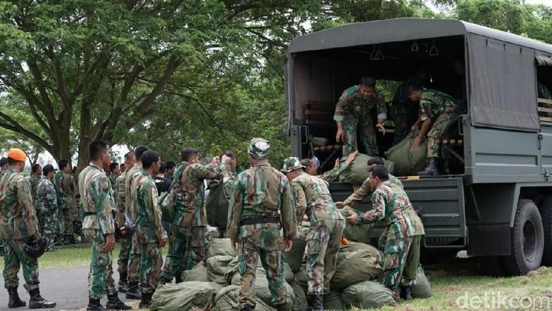 TNI Usulkan Tunjangan Prajurit Naik 70 Persen