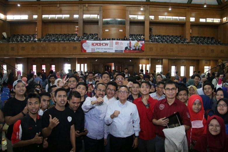 Ketua MPR & Abraham Samad cs Deklarasikan Gerakan Kami Indonesia